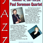 Paul-Sorensen-Quartet