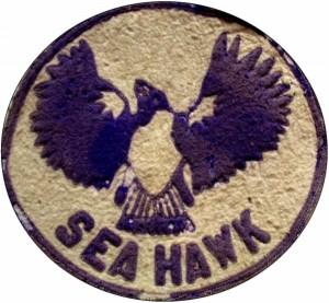 Sea Hawk Patch