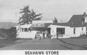 Seahawk Store 1970