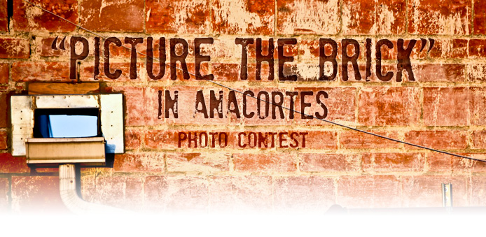 Picture the Brick in Anacortes Photo Contest